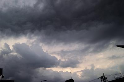 soku_19837.jpg :: 風景 自然 空 暗雲