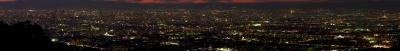 soku_19878.jpg :: 風景 街並み 都市の風景 夜景 パノラマ