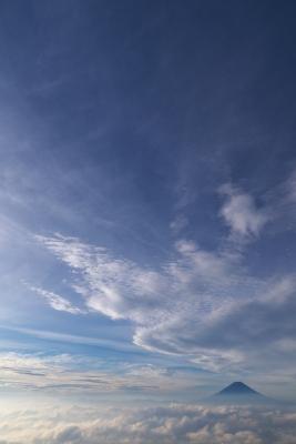 soku_19988.jpg :: 風景 自然 山 富士山 風景 自然 空 雲