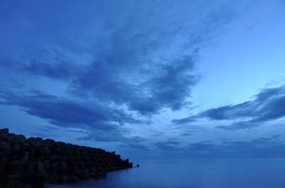 soku_20120.jpg :: 夕暮れ、空、海