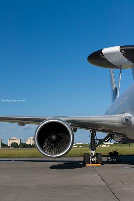 soku_20208.jpg :: 飛行機 AWACS E767 横田