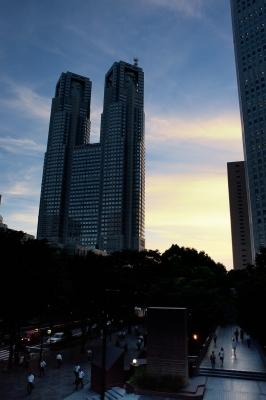 soku_20262.jpg :: 都庁 建築 建造物 高層ビル