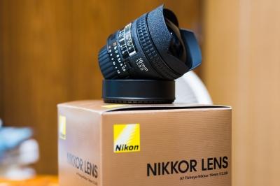 soku_20266.jpg :: カメラ機材 レンズ Ai AF Fisheye.Nikkor 16mm f/2.8D