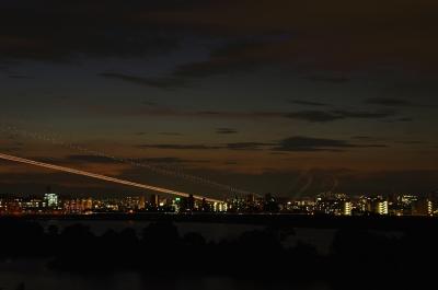 soku_20275.jpg ::  風景 街並み 都市の風景 夜景
