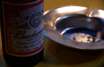 soku_20326.jpg :: 飲み物 ドリンク 酒 ビール Budweiser