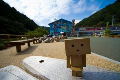soku_20561.jpg :: アート 工芸品 クラフト 人形 フィギュア ダンボー 海洋堂ホビー館四万十