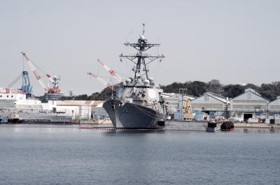 soku_20562.jpg :: 乗り物 交通 船 軍艦 YOKOSUKA DDG.82 Lassen ラッセン 現像大会 org20559.dng