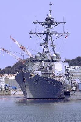 soku_20567.jpg :: 乗り物 交通 船 軍艦 YOKOSUKA DDG.82 Lassen ラッセン 現像大会 org20559.dng