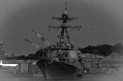 soku_20570.jpg :: 乗り物 交通 船 軍艦 YOKOSUKA DDG.82 Lassen ラッセン 現像大会 org20559.dng