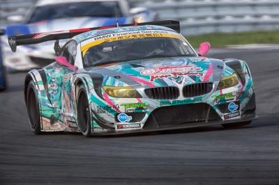 soku_20654.jpg :: スーパーGT 初音ミク BMW Z4