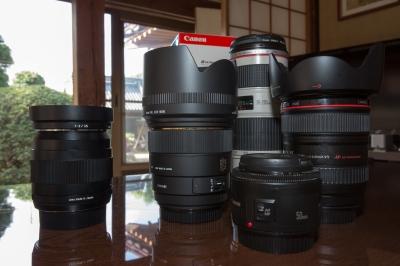 soku_20664.jpg :: キヤノン レンズ カメラ機材 端から順にこう…6番アイアンでね、すぱーん!すっぱあああん!!てね…