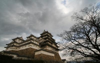 soku_21020.jpg :: 城 空 雲 姫路城 白鷺城 風景 (^_^)