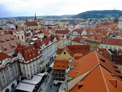 soku_21096.jpg :: プラハ 風景 街並み 都市の風景 外国