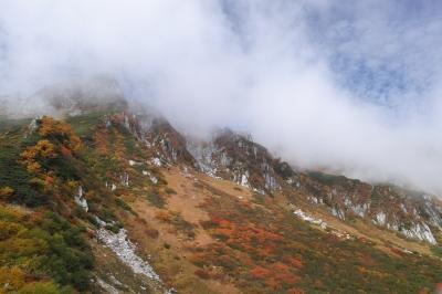 soku_21299.jpg :: DP1m 風景 山 紅葉 千畳敷カール