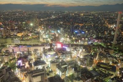 soku_21315.jpg :: 夜景 サンシャイン 風景 街並み 都市の風景