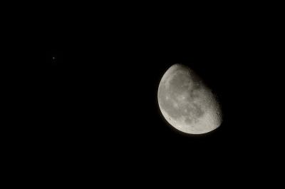 soku_21321.jpg :: 風景 自然 天体 月と木星