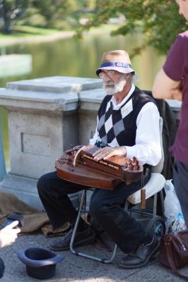 soku_21350.jpg :: ボストン ボストンコモン 人物 老人 高齢者