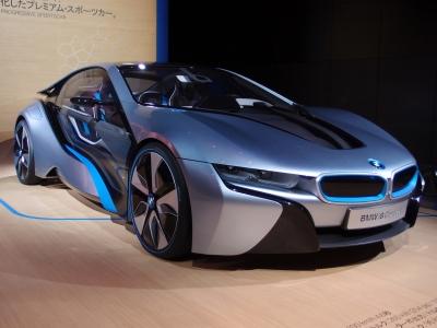 soku_21353.jpg :: BMW i8 乗り物 交通 自動車