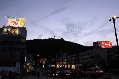 soku_21423.jpg :: 風景 自然 空 日没 残照 夢の痕