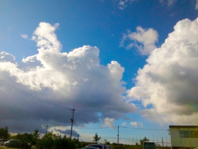 soku_21558.jpg :: スマートフォン 003SH 雲 風景 自然