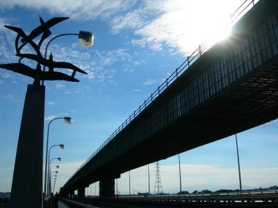 soku_21597.jpg :: 風景 街並み ランドマーク 橋