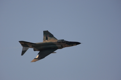 soku_21902.jpg :: 平成24年度百里基地航空祭 RF-4 飛行機 ヒコーキが足りない by IBR