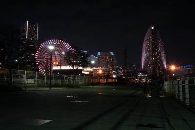 soku_21938.jpg :: 風景 街並み 都市の風景 夜景 横浜