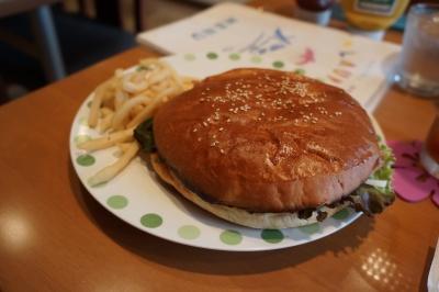 soku_21976.jpg :: 食べ物 ジャンクフード ハンバーガー