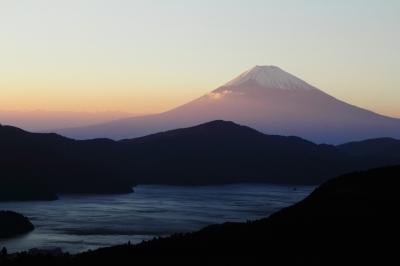 soku_22047.jpg :: 風景 自然 山 富士山 芦ノ湖