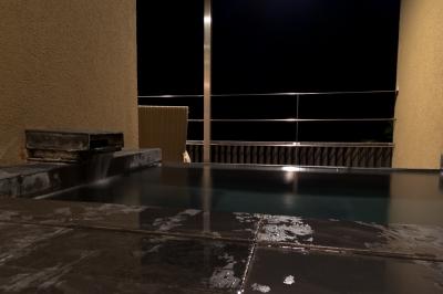 soku_22052.jpg :: 温泉 露天風呂 部屋付風呂