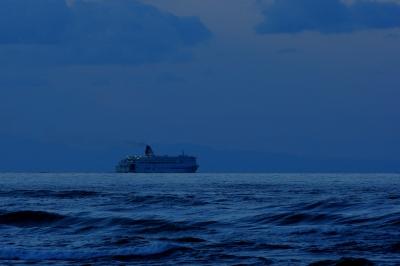 soku_22149.jpg :: 乗り物 交通 船 フェリー 新日本海フェリー by Niigata
