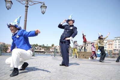 soku_22330.jpg :: 遊園地 テーマパーク ディズニーランド ダンサー
