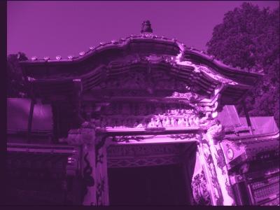 soku_22445.jpg :: 現像大会 建築 建造物 神社 日光東照宮 彫刻 門 日本芸術 org22444.jpg
