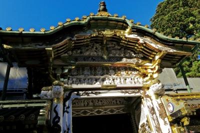 soku_22461.jpg :: 現像大会 建築 建造物 神社 日光東照宮 彫刻 門 日本芸術 org22444.jpg