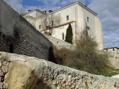 soku_22511.jpg :: スペイン チンチョン 風景 街並み 郊外の風景 外国