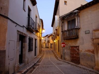 soku_22517.jpg :: スペイン チンチョン 風景 街並み 郊外の風景 外国