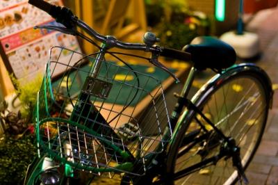 soku_23388.jpg :: 乗り物 交通 その他の乗り物 自転車
