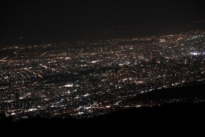 soku_23403.jpg :: 風景 街並み 郊外の風景 夜景