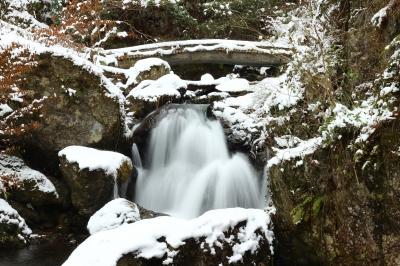 soku_23666.jpg :: 風景 自然 滝 雪景色