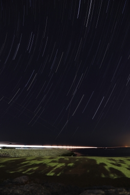 soku_23919.jpg :: 風景 自然 天体 星空 比較明合成