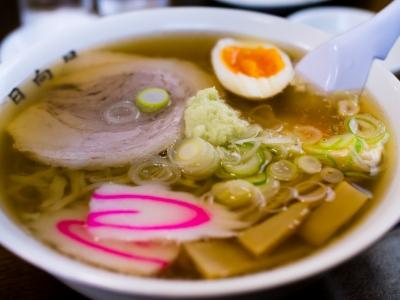 soku_24024.jpg :: 食べ物 麺類 ラーメン 醤油ラーメン 佐野