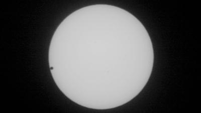 soku_24804.jpg :: 風景 自然 天体 星空 太陽 金星 月面通過