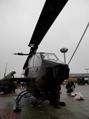 soku_25183.jpg :: OSAKA防衛・防災フェスティバル2013 コブラ ヘリコプター 陸上自衛隊