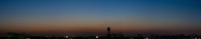 soku_25226.jpg :: 夕暮れ 富士山 風景 パノラマ (^.^)