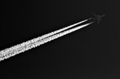soku_25347.jpg :: 風景 自然 空 飛行機雲