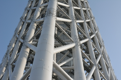 soku_25522.jpg :: 建築 建造物 塔 タワー 東京スカイツリー AF.S DX NIKKOR 35mm f/1.8G