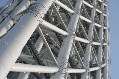 soku_25523.jpg :: 建築 建造物 塔 タワー 東京スカイツリー AF.S DX NIKKOR 55.300mm f/4.5.5.6G ED VR