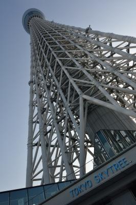 soku_25524.jpg :: 建築 建造物 塔 タワー 東京スカイツリー AF.S NIKKOR 14.24mm f/2.8G ED
