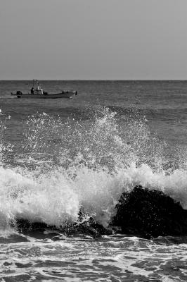 soku_25862.jpg :: 風景 自然 海 海岸 波