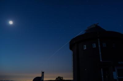 soku_26060.jpg :: 風景 自然 天体 星空 流れ星 流星